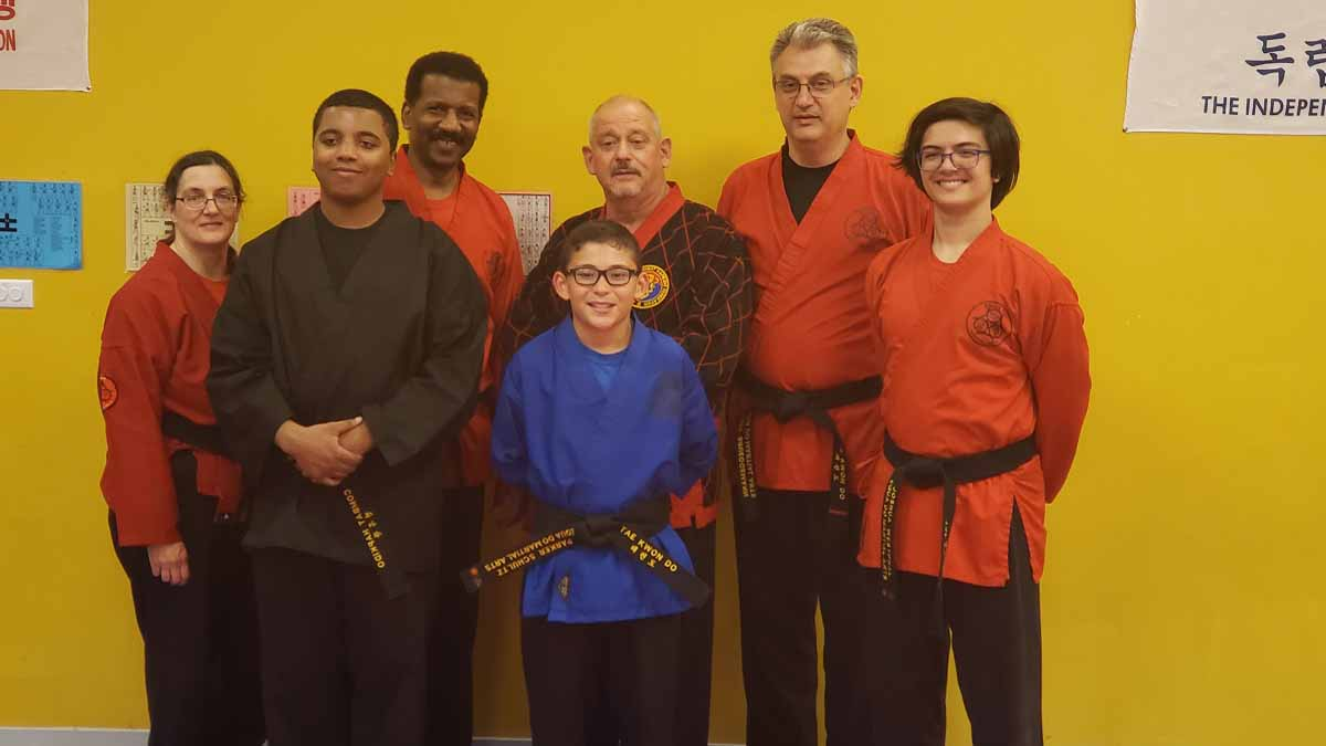 New Black Belts